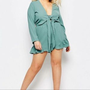 NWT ASOS Curve romper from Alice & You